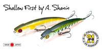 Скоро в продаже новинка 2013 года воблер Pontoon21 Shallow First by A. Shanin.