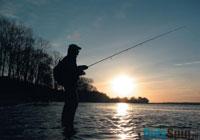Ловля спиннингом на незнакомых водоемах