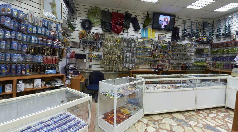 Магазин Парус Рыболовный