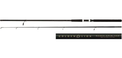 Спиннинг шт. Mikado GOLDEN LION Heavy Spin 210 (15-40)