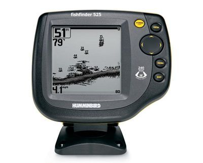 Эхолот Humminbird FISHFINDER 525xB